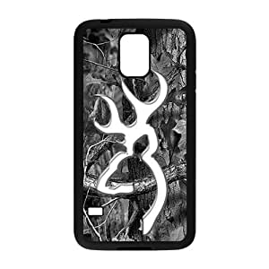 Browning Fashion Comstom Plastic case cover For Samsung Galaxy S5