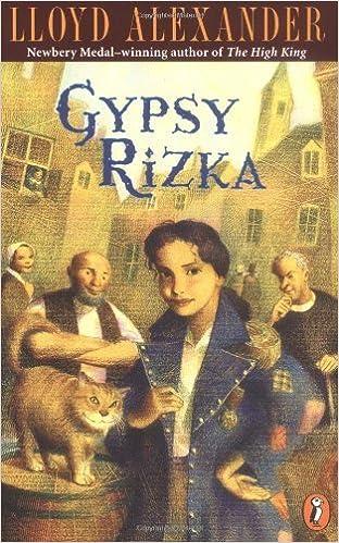 Book Gypsy Rizka by Lloyd Alexander (2000-11-01)