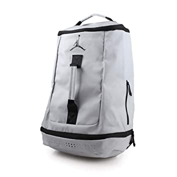 9d3c8d17a0f Amazon.com | Nike Air Jordan Off-Court Backpack (Wolf Grey) | Casual  Daypacks