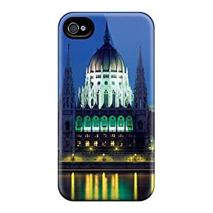 MLKtLMK3677vYoZI Tpu Case Skin Protector For Iphone 4/4s Budapest With Nice Appearance