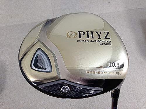 【中古品】ブリヂストン ドライバー PHYZ(ファイズ) プレミアムモデル ドライバー PP-401W 1W B07QPKLDXV