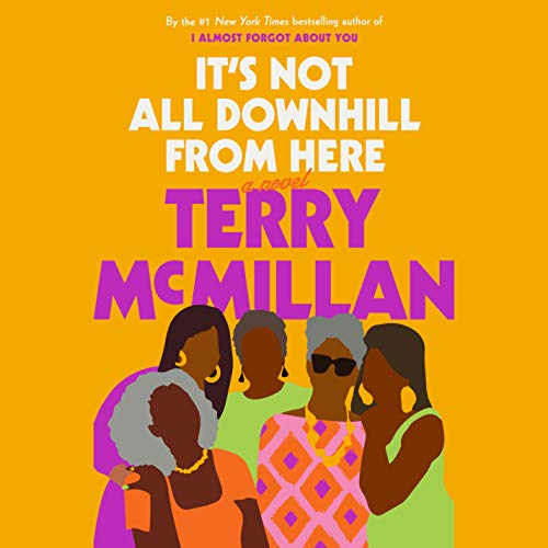 Book Cover: It's Not All Downhill From Here: A Novel
