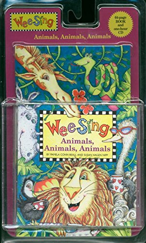 Wee Sing Animals, Animals, Animals by Price Stern Sloan