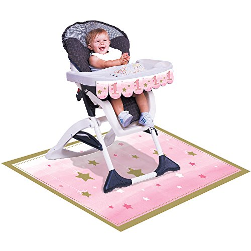Little Star Girl Chair Decorating