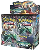 Pokemon Card Game Sun and Moon Celestial Storm Booster Box - 36 Booster Packs 324 Cards