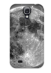 Hot Tpu Cover Case For Galaxy/ S4 Case Cover Skin - Moon