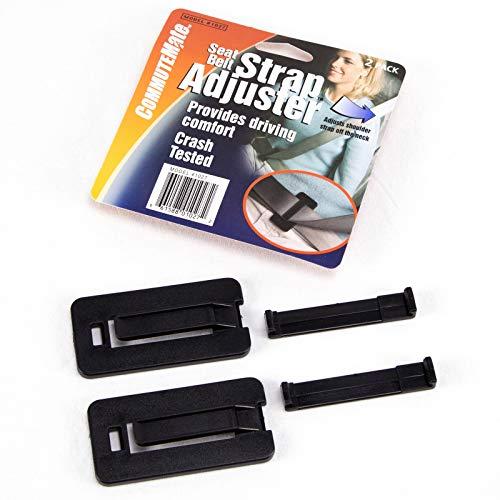 CommuteMate - 1027 - CommuteMate Shoulder Strap Adjuster 2-Pack by Heininger