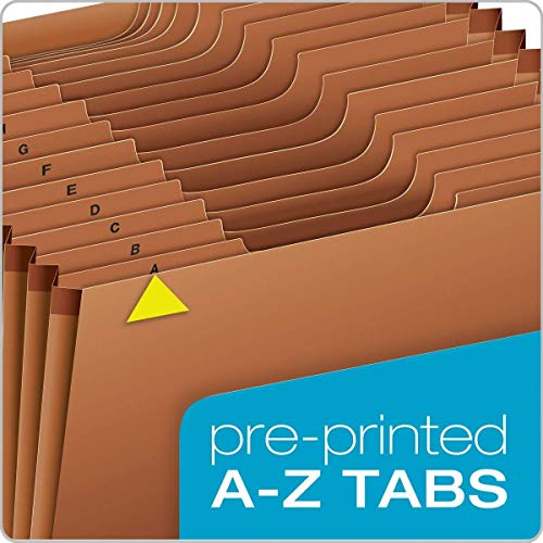 Tyvek Reinforced Pendaflex Heavy Duty Expanding File with Extra-Thick Cover