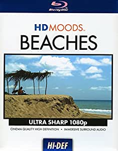 HD Moods Beaches [Blu-ray]