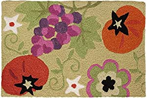 Tomates uvas rea alfombra por jellybean rugs - Alfombras cocina amazon ...
