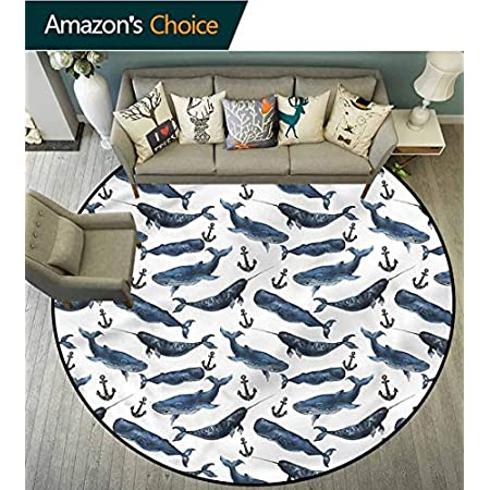 51trAqAtElL._SS450_ Whale Rugs and Whale Area Rugs