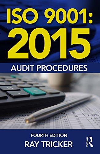 Download PDF ISO 9001 -2015 Audit Procedures
