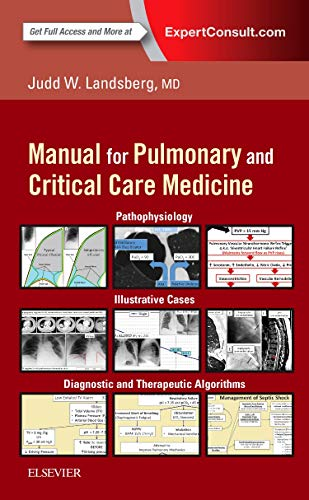 - Clinical Practice Manual for Pulmonary and Critical Care Medicine