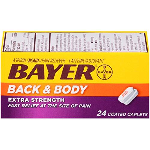 Bayer Back & Body Extra Strength Aspirin