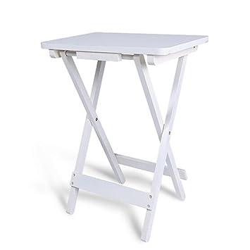 Mesa plegable XUERUI Mesas de Comedor Mesa de Comedor Simple ...