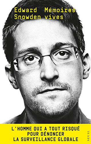 Amazon.fr - Mémoires Vives - Edward Snowden - Livres