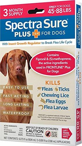 spectra-sure-plus-igr-drops-for-45-88-lb-dogs-generic-frontline