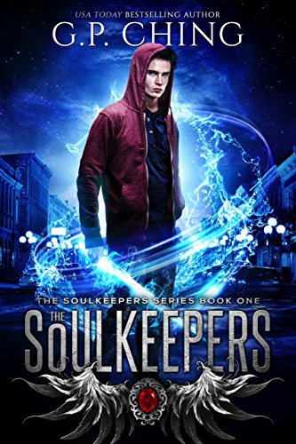 Free eBook - The Soulkeepers