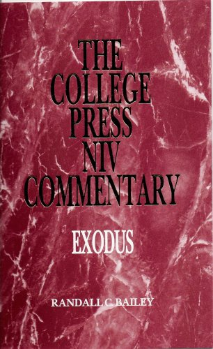 The College Press NIV Commentary: Exodus