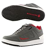 SixSixOne Filter Shoes (Gray/Red, Size 9)
