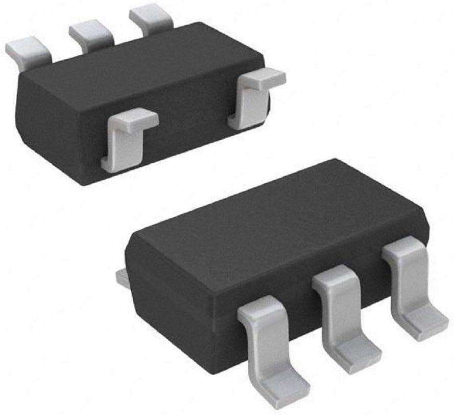 MICROCHIP Juried Engineering MCP6001UT-I//OT MCP6001 1 MHz Single Op Amp SOT-23-5 Pack of 5