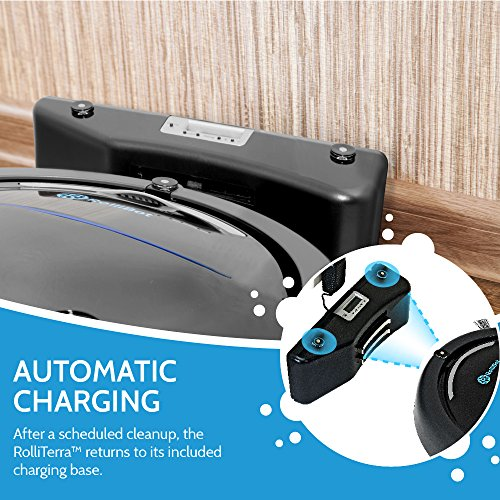 RolliTerra Robot Vacuum cleaner