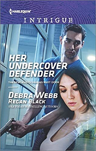 book cover of Her Undercover Defender