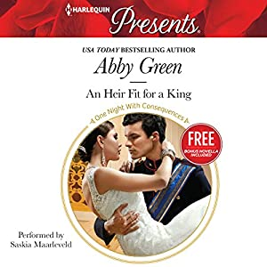 An Heir Fit for a King Audiobook