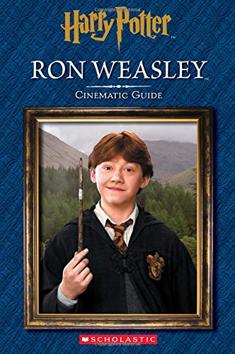 Ron Weasley: Cinematic Guide (Harry Potter) (Harry Potter Cinematic Guide) pdf epub