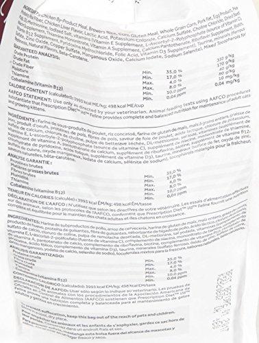 Picture of Hills Diet I/D Feline Gastrointestinal Health Cat Food 4Lb Bag