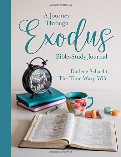 A Journey Through Exodus: Bible Study Journal