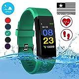 Burn-Rate Fitness Tracker, Heart Rate Monitor - Smart Watches for Women & Men, Color Smart Watch Bracelet. Reloj...