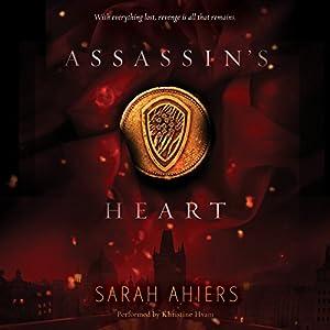 Assassin's Heart Audiobook