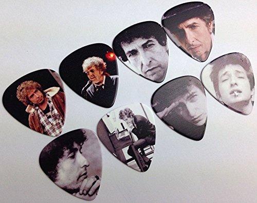 Guitar Picks Rock Band pop stars#19 2-sides Color Printing, 8 Pcs