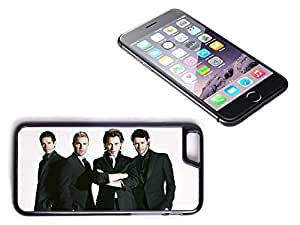 iPhone 6 Black Plastic Hard Case with High Gloss Printed Insert Take That