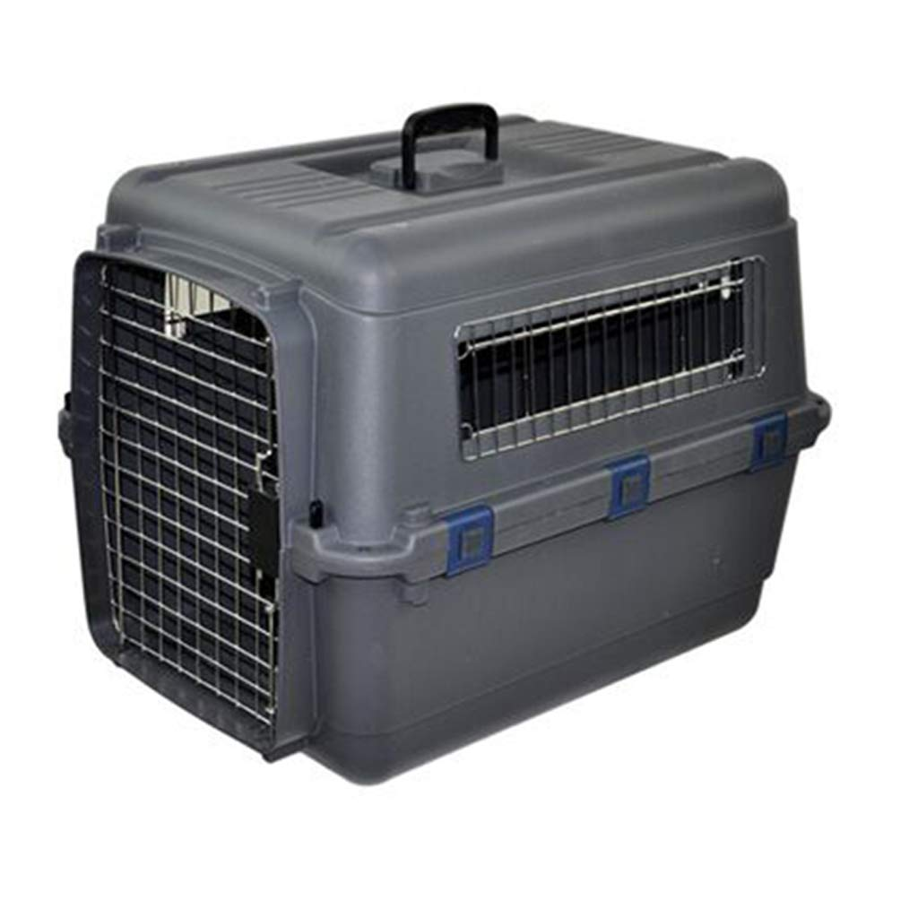 3695047cm JWD Pet Transport Box  In Compliance With IATA Requirements For The Transport Of Live Animals