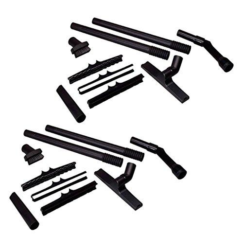 Bosch 3931 Vac (2 Pack) VAC011 Vacuum Cleaner Wand & Nozzle Kit # VAC011 -2pk