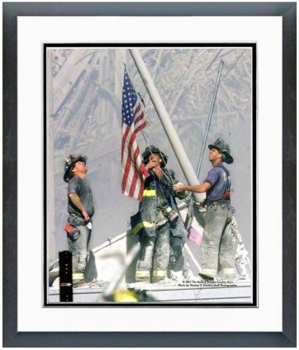 New York City Firefighters Ground Zero Photo (Size: 12.5