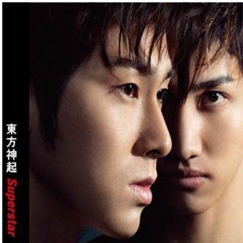 CD : TVXQ - Superstar (Japanese Single) (Asia - Import)