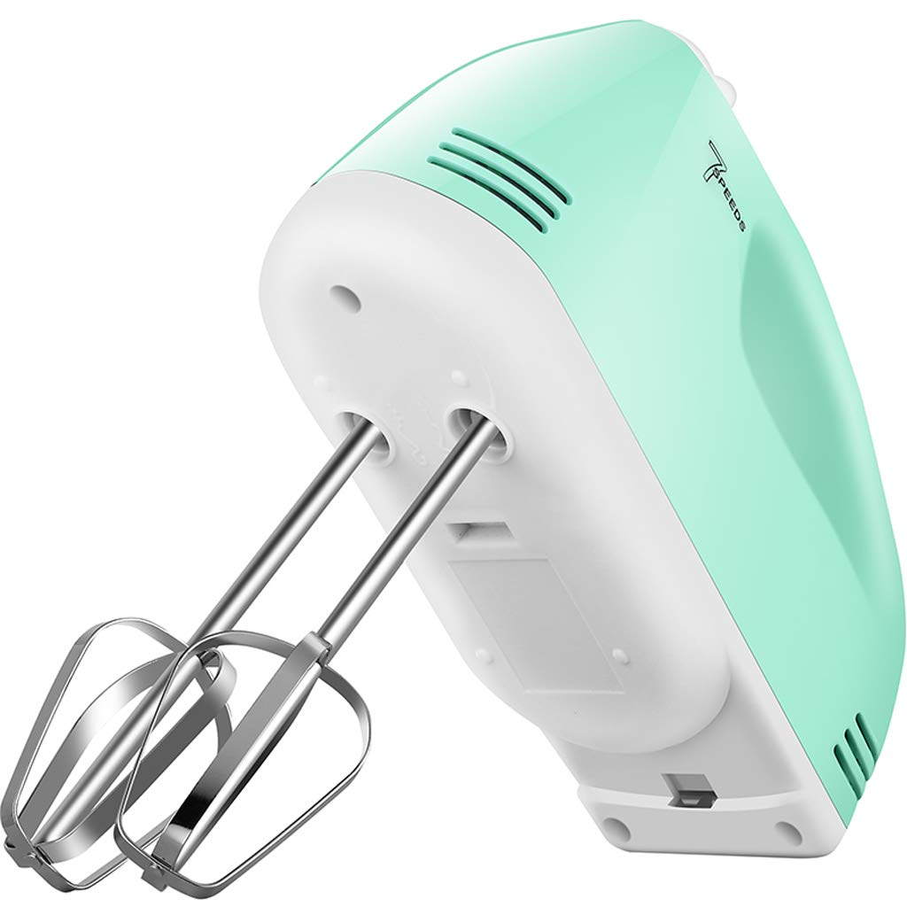 Virtpers Batidora de Huevos eléctrica de Mano pequeños Productos de panadería Mezclador electrodomésticos de Cocina, 100 W 220 V: Amazon.es