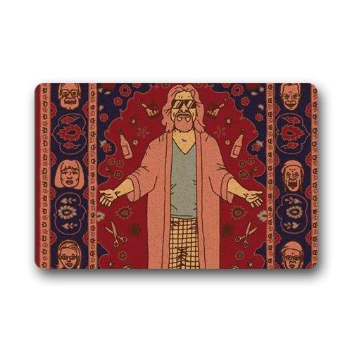 The Big Lebowski Custom Doormat (23.6x15.7 inch) SKCASE
