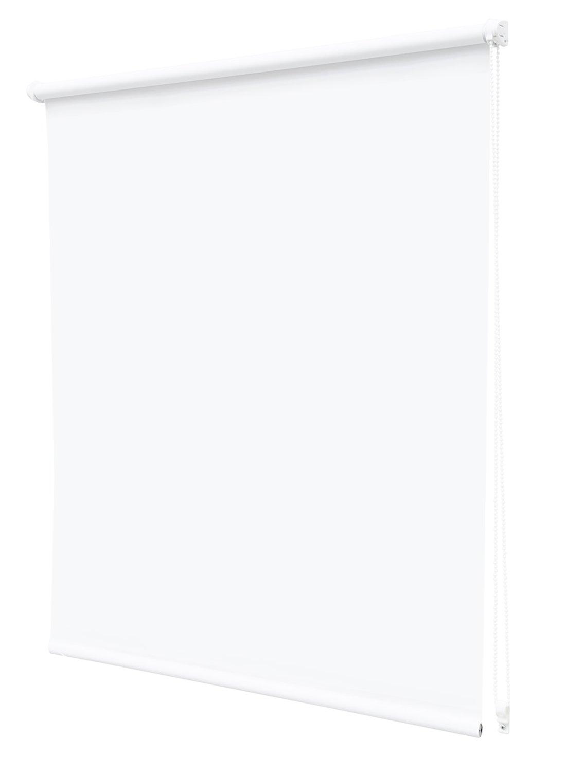 Intensions Haute Easy Fix Store Enrouleur occultant uni Blanc 65x 170cm Brand 1186281