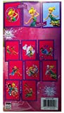 Disney Tinkerbell Fairies 27 Lenticular/Holographic Valentines - 9 Pretty Designs (1)