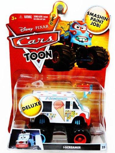 Mattel Disney Pixar Cars 155 Die Cast Car Oversized Vehicle - IScreamer