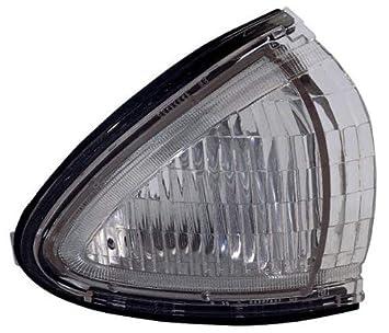 Depo 332-1572L-DZ Oldsmobile 88//LSS Driver Side Replacement Side Marker Lamp 332-1572L--DZ 02-00-332-1572L--DZ