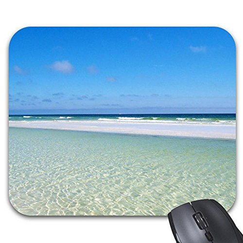 (Goodaily Mousepad Beautiful Gulf of Mexico Mouse Mat- Stylish Office Accessory)