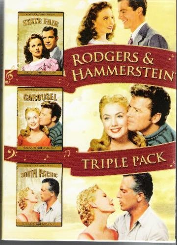 Rodgers   Hammerstein Triple Pack  State Fair Carousel South Pacific