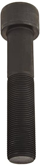 3-1//2 Length Black Oxide Finish Pack of 2 1//2-13 UNC Threads Made in US Partially Threaded Square Head 4140 Steel T-Bolt 2 Threaded Length