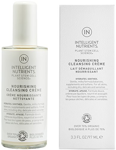 Intelligent Nutrients - Nourishing Cleansing Creme for All Skin Types, Especially Dry Skin, (Intelligent Face)