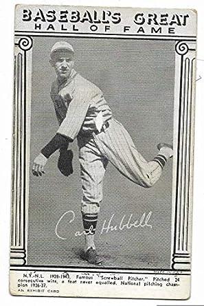 Amazoncom 1948 National Baseball Hall Of Fame Exhibits